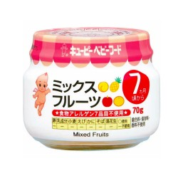 Kewpie Mixed Fruit 70g (A72) 7M+