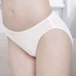 Mammy Village Low-waist Maternity Disposable Cotton Panties (Free size) (5pcs)