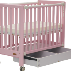 MISUKI Baby Cot  MS-2020 WITH DRAWER AUTHORIZED GOODS