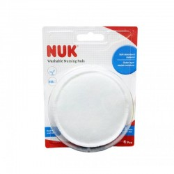NUK Washable Breast Pad (4pcs)