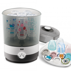 NUK - 2 In 1 Sterilizer and Dryer  **Self pick by cash $579**