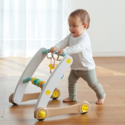 People Foldable Baby Play Gym & Walker 0-1Y **Self pick by cash $459**