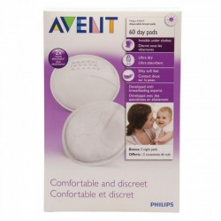 Philips Avent Disposable Breast Pad (60pcs)