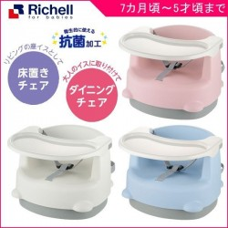 Richell 2 Way Booster Seat 7M~5Y
