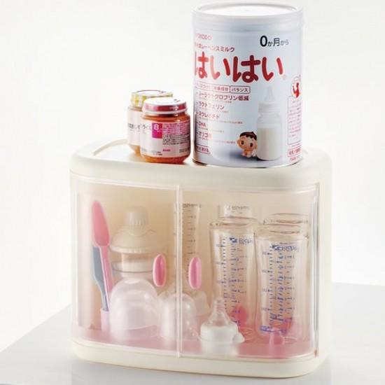Richell Baby Bottle Storage Box