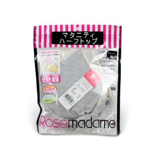 Rosemadame Stripe Lace Nursing Bra M~LL 1126625