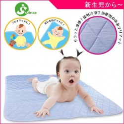 Shinse Cooling mat for baby carriage - Blue