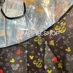 Disney Stroller Rain Cover (Mickey)