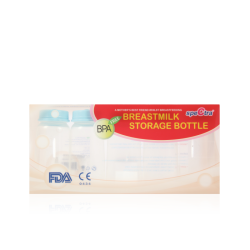 Spectra PP Standard Neck Milk Storage Bottle 150ml (5pcs)