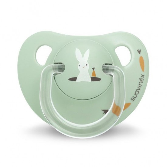 Suavinēx Anatomico Silicone Soother 0-6M