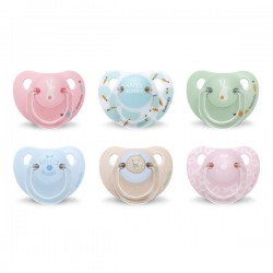 [Official Goods] Suavinēx Anatomico Silicone Soother 0-6M