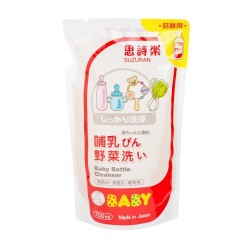 Suzuran Baby Bottle Cleanser 700ml (Refill)