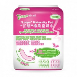"Tenson ""Loops"" Maternity Pad (10pcs)"