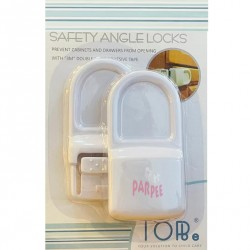 Top -Be Safety Angle Llocks