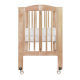 """Baby Star Huggy Foldable Baby Cot with 3"""" Mattress"""