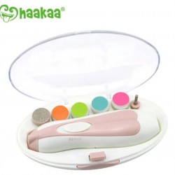 haakaa Electric Nail Care Set 0M+