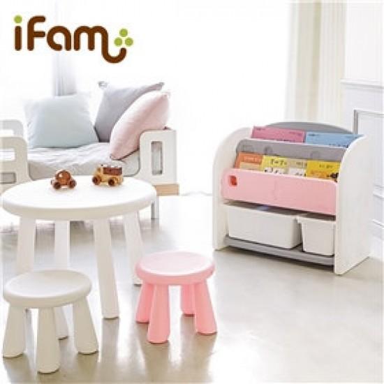 iFam Bookshelf 68x36x62.5cm