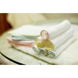 SoftTouch Baby Gauze Handkerchief (32 x 32cm) 5pcs